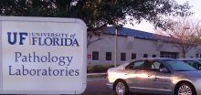 UF Health Pathology Lab
