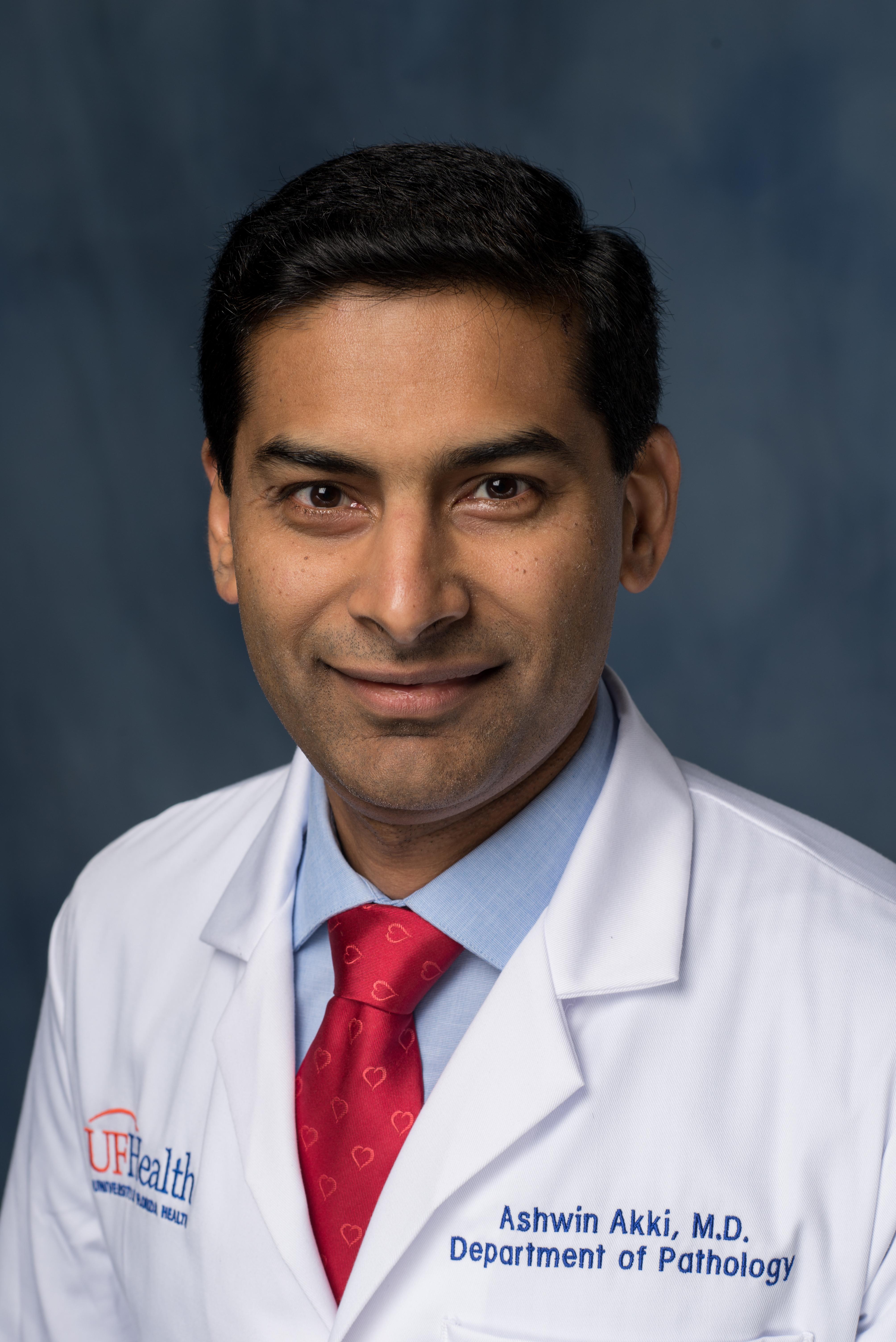 Ashwin Akki MD, PhD